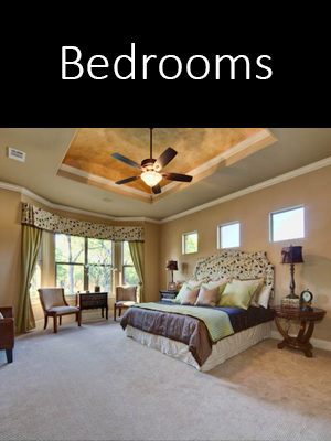 bedrooms | jeff watson homes
