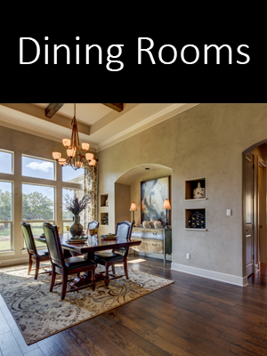 dining rooms | jeff watson homes